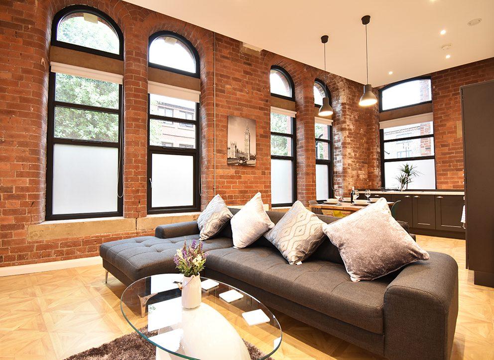 Manhattan styled apartment