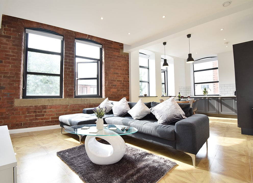 brooklyn styled apartment